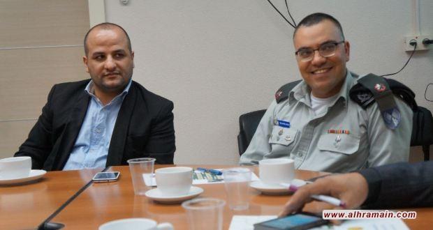 """""""إيلاف"""" السعودية منبرٌ لهجوم أفيخاي أدرعي على """"حماس"""""""
